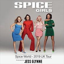 2 x Spice Girls Tickets Seated - Stadium of Light, Sunderland
