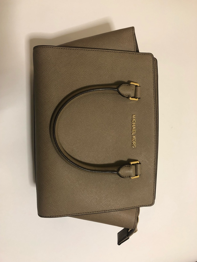Michael Kors large Selma Crossbody Bag