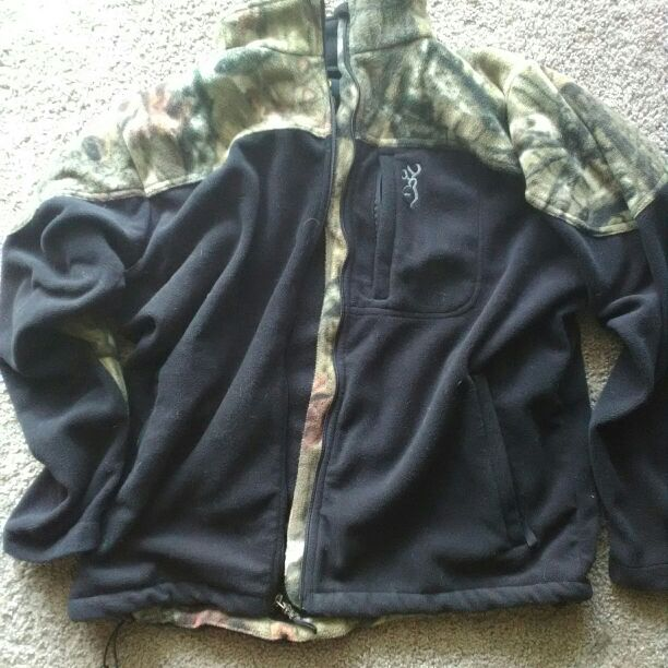Large Browning jacket