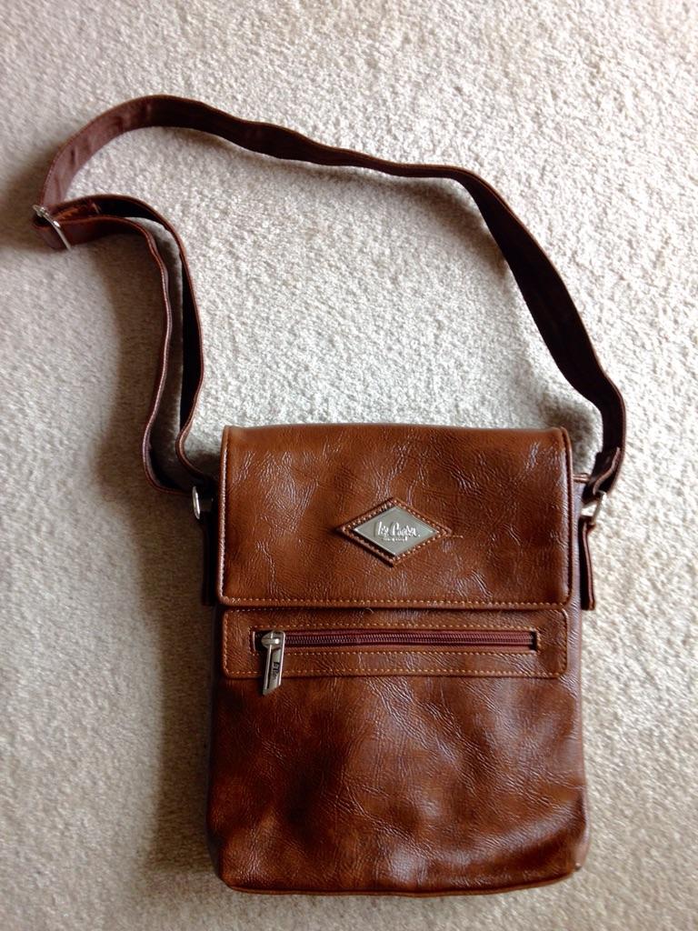 Satchel/ Cross Body Bag- brand new!