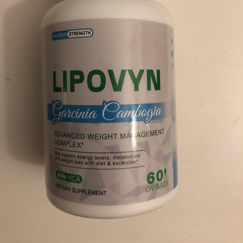Lipovyn weight management complex.