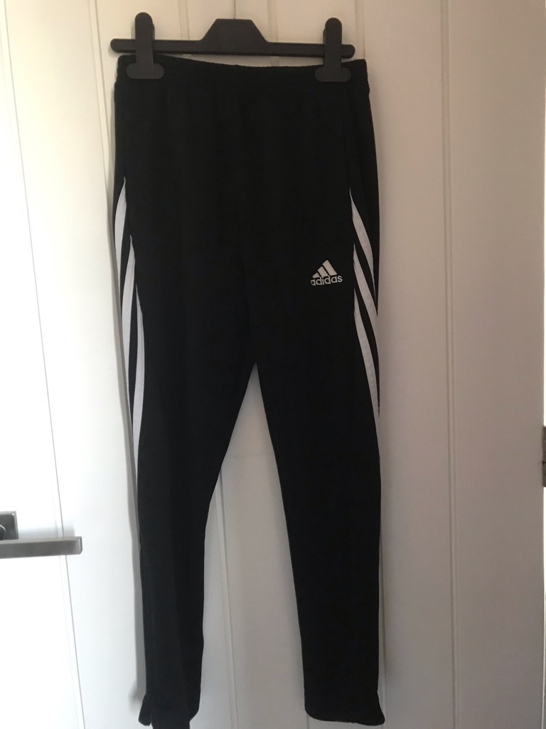 Boys Adidas jogger bottoms