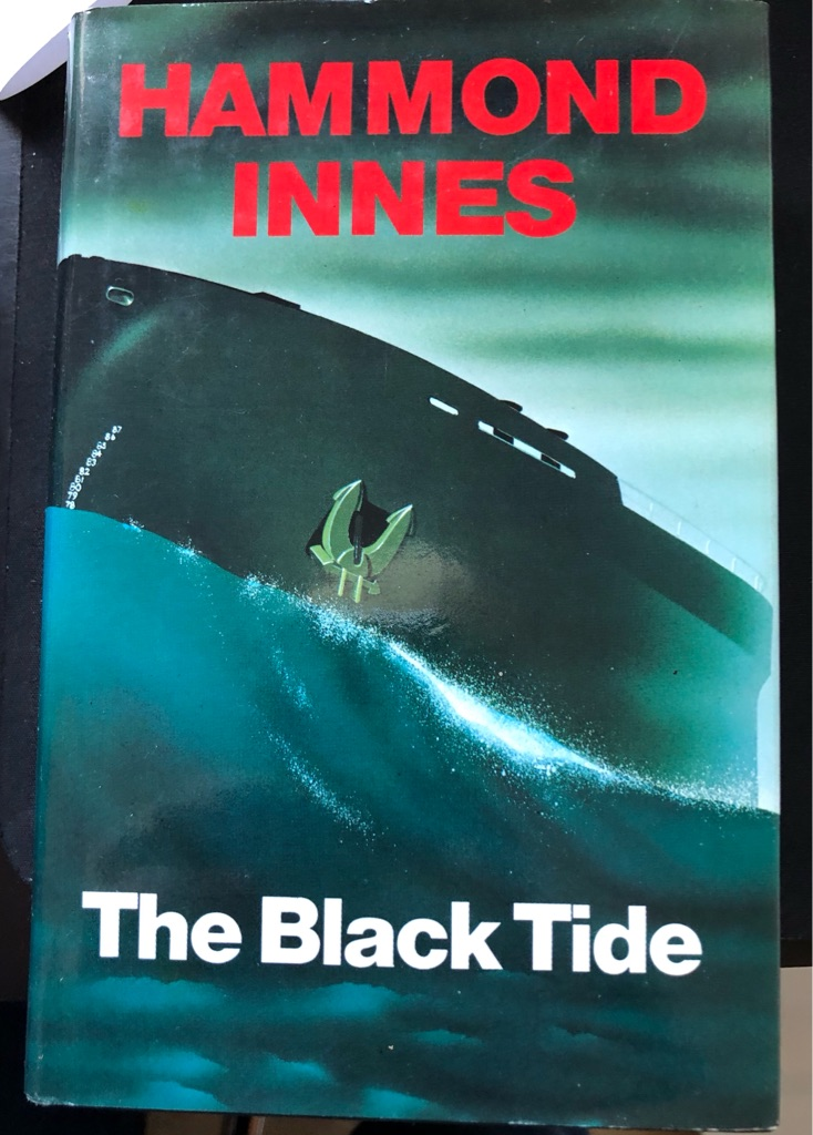 THE BLACK TIDE BOOK