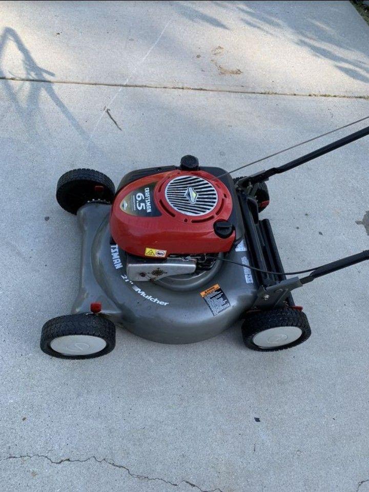 Craftsman push lawn mower