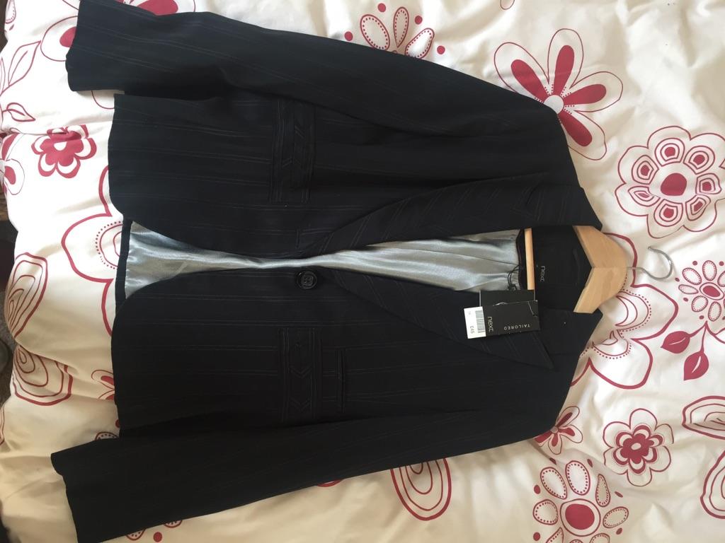 New NEXT tailored size 14 jacket