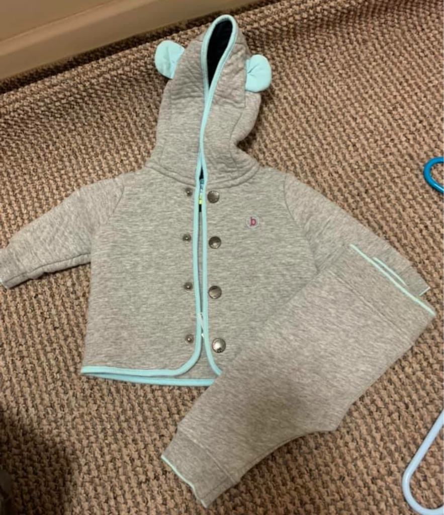 Ted baker tracksuit