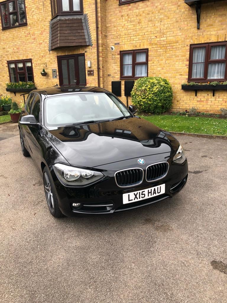 BMW 1 SERIES 2015 116d Diesel 5 Door Hatchback Sport