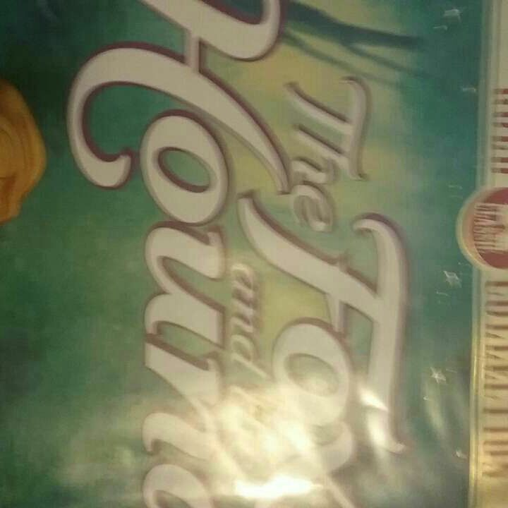 The Fox and the hound vhs gold collection