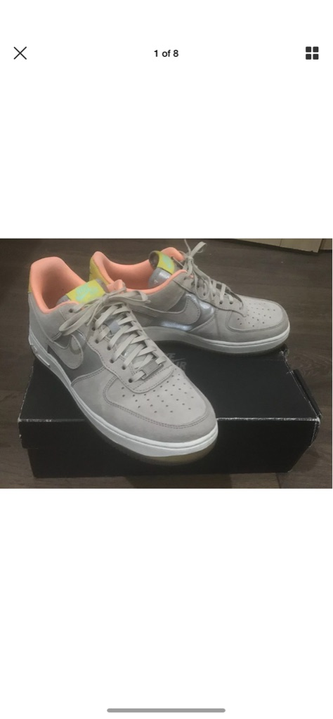 Nike trainers size 6.5