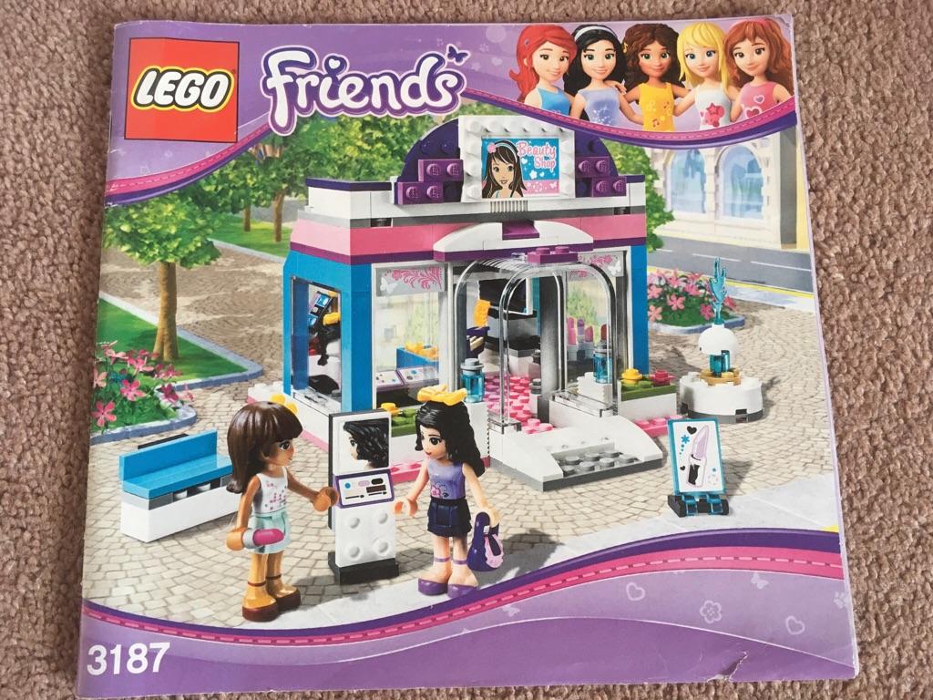 Lego Friends Butterfly Beauty Shop