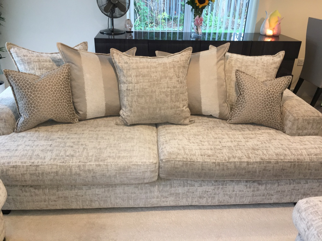 Dfs Indulge Sofas Set Of Three Or Individually
