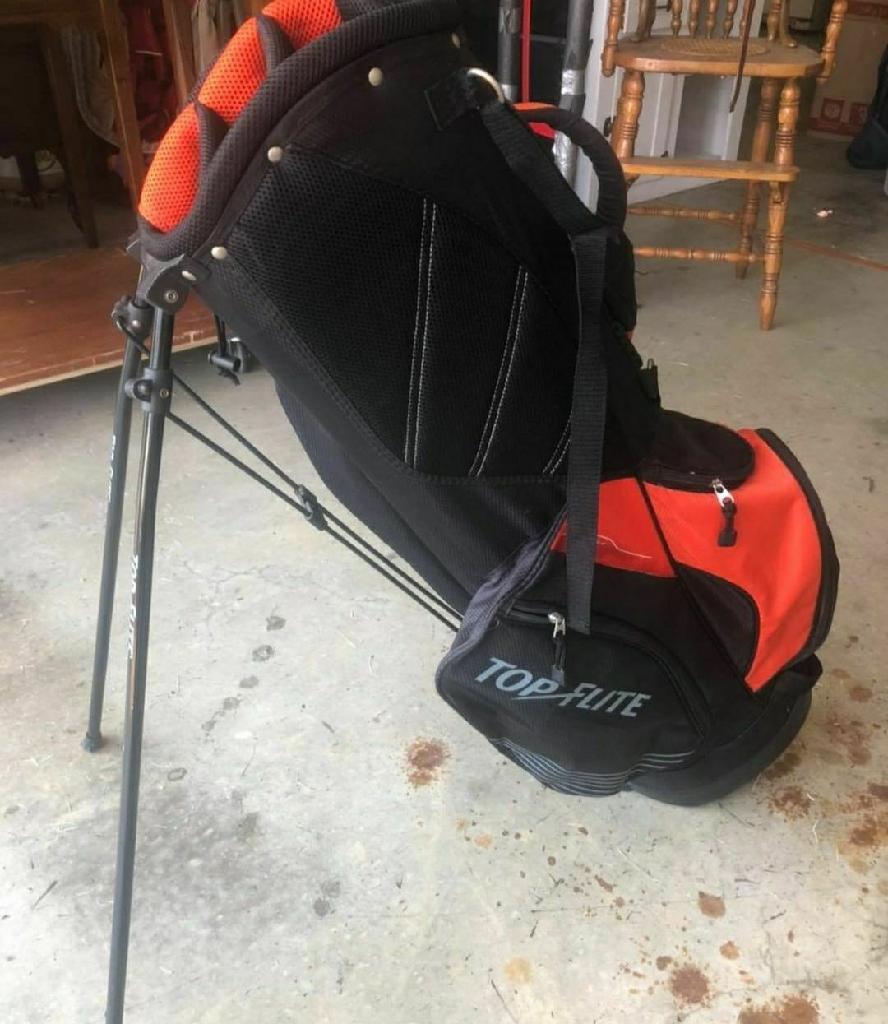 Top flite carry bag