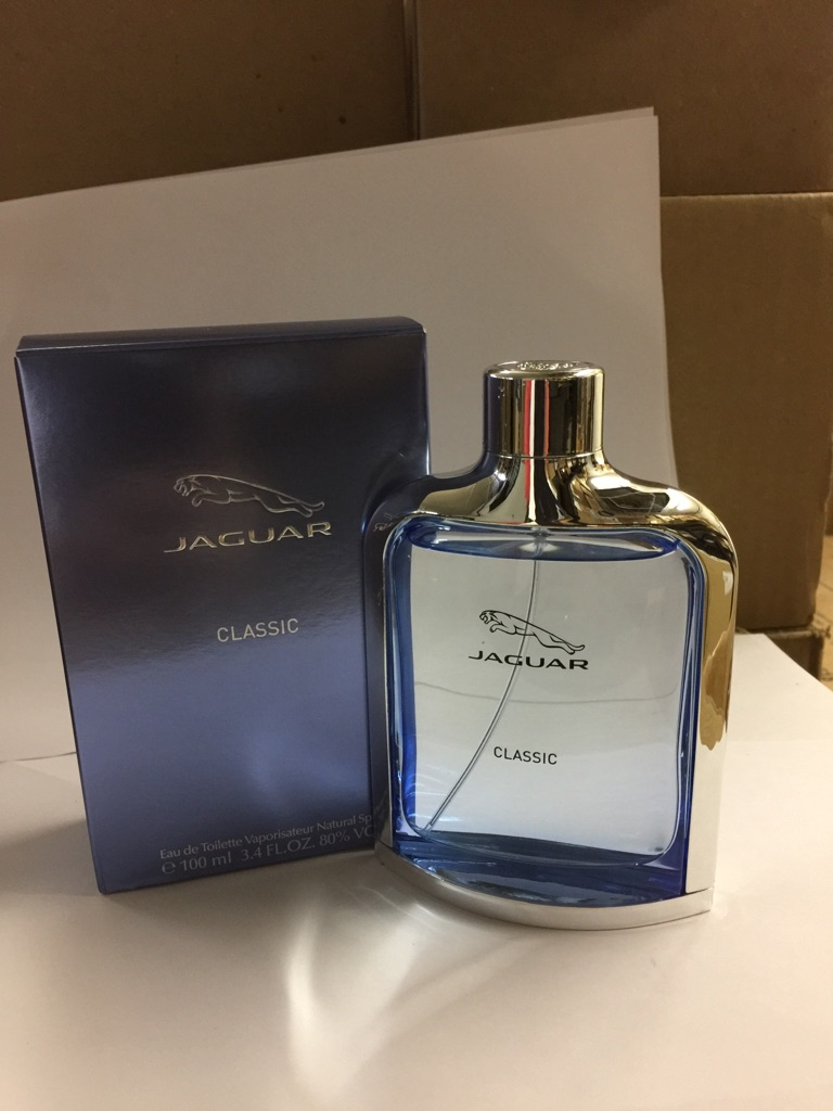 Jaguar blue man 3.4. 100 mL