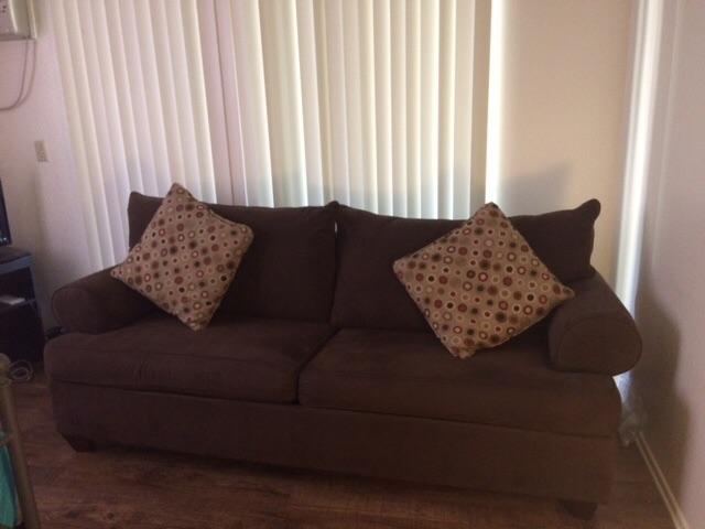 Raymour & Flanigan Queen Size Sleeper Sofa