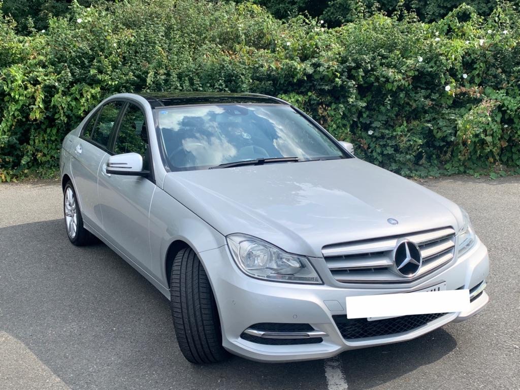 Mercedes Benz C200 CDI Executive SE (Premium Plus) 4d Auto