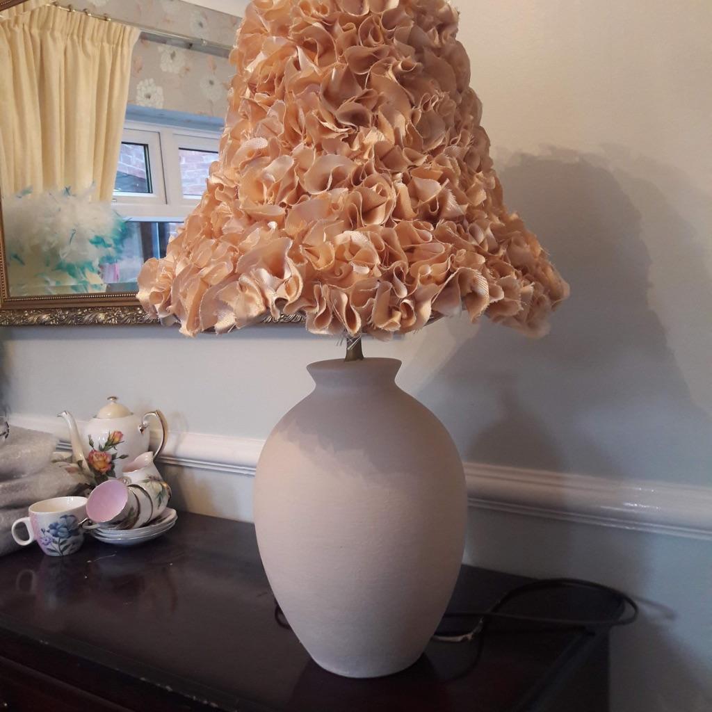 Rag Lamp