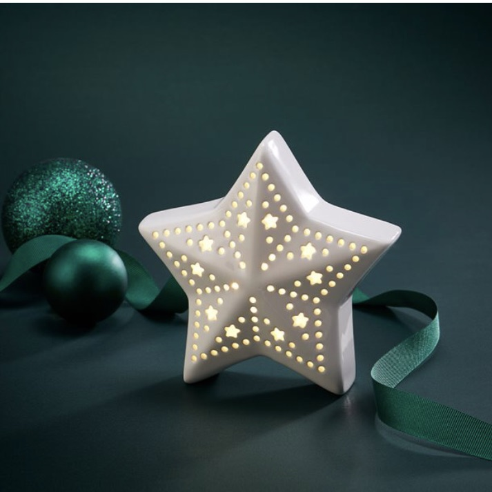 Avon Ceramic Star LED lights