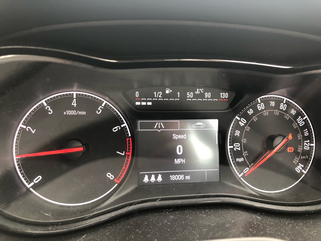 Vauxhall Corsa Energy