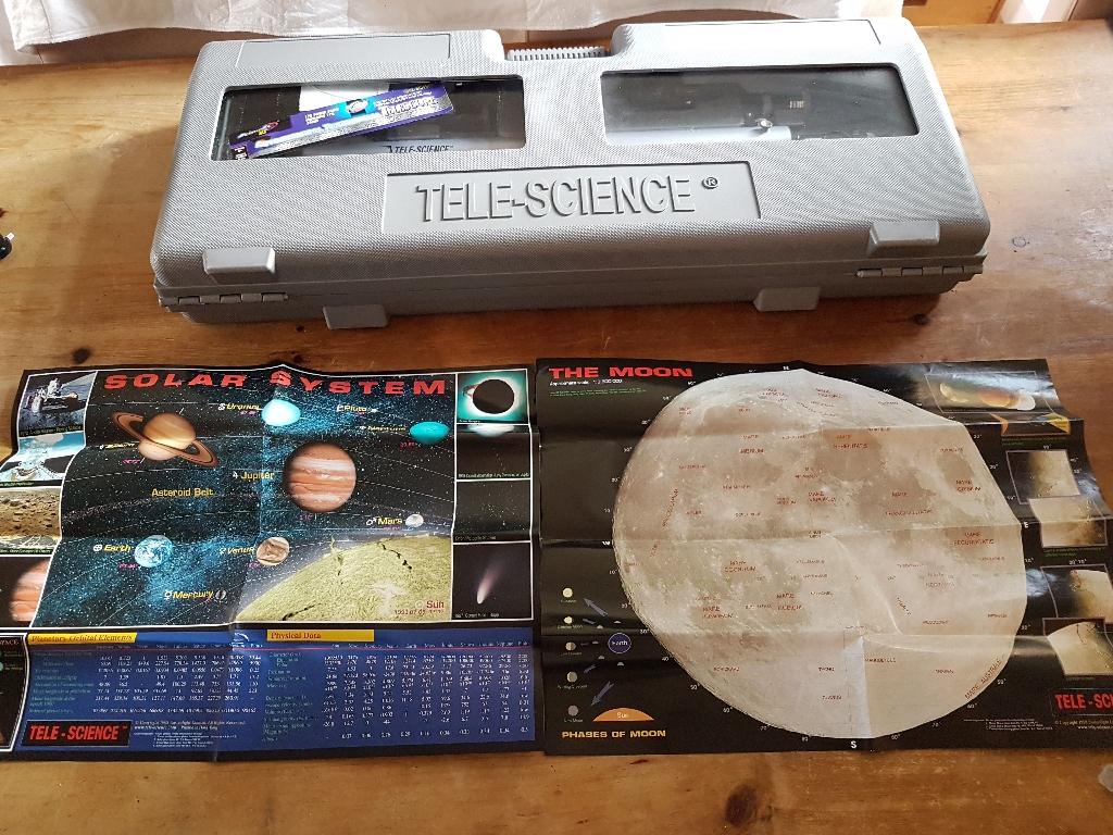 Tele-Science Astronomical Telescope
