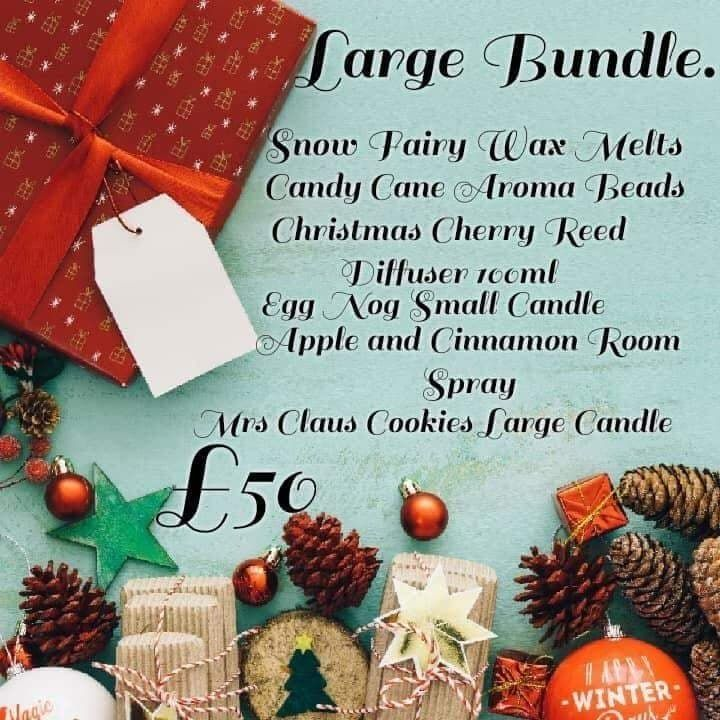 Christmas Scented Variety Bundle