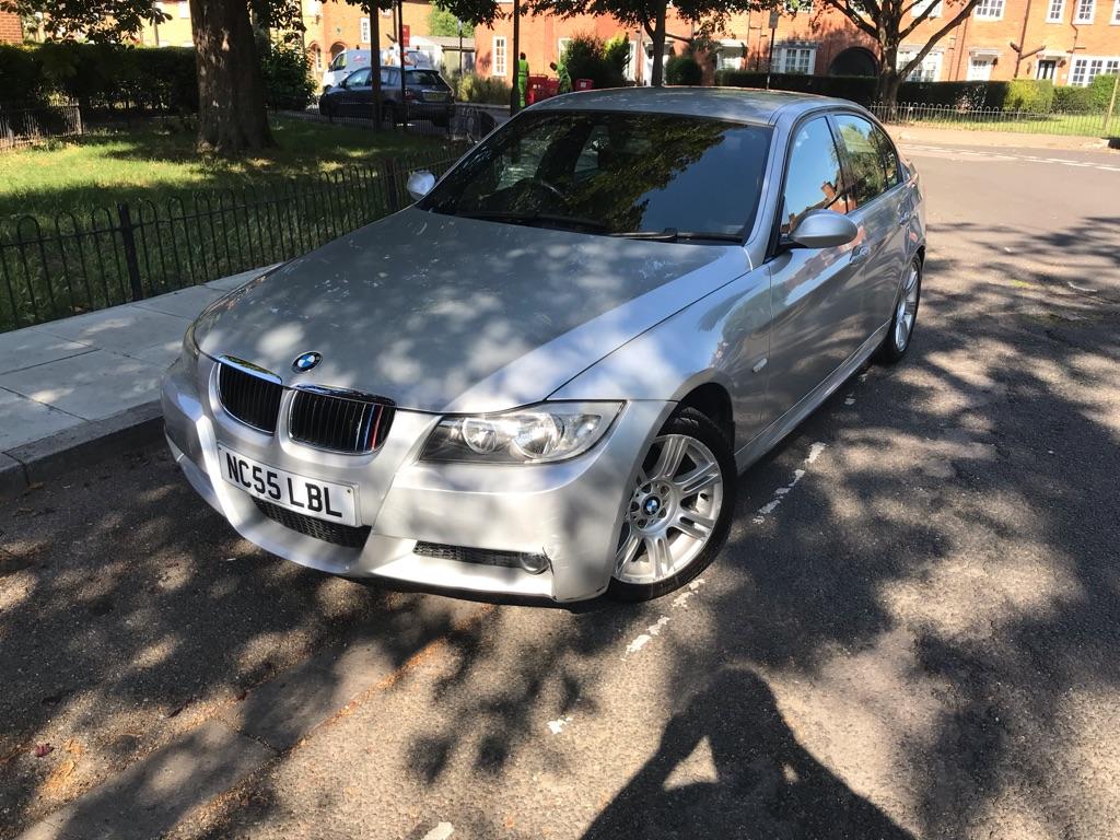 55 reg BMW 318i m sport