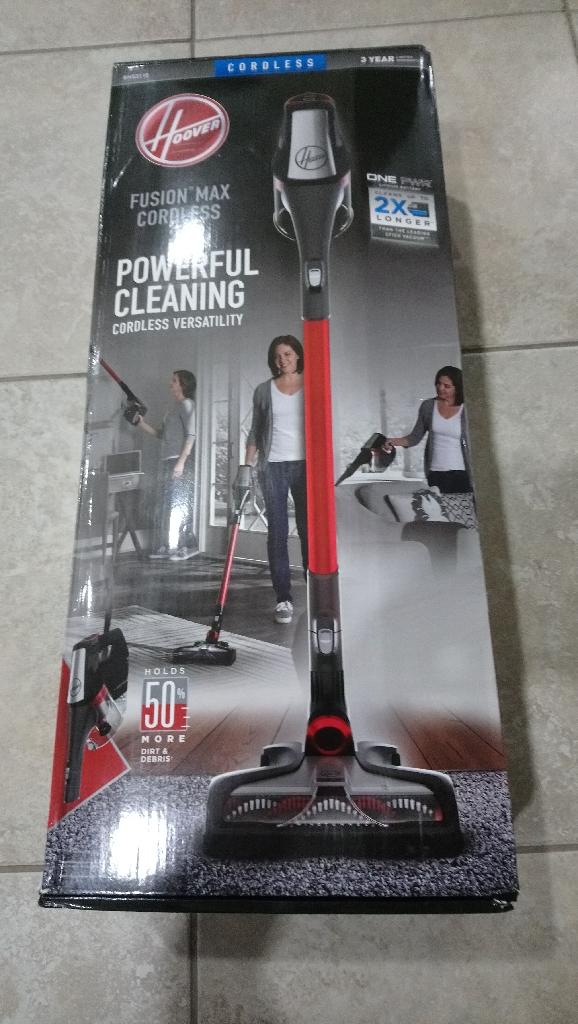 Hoover Stick Vacuum cleaner