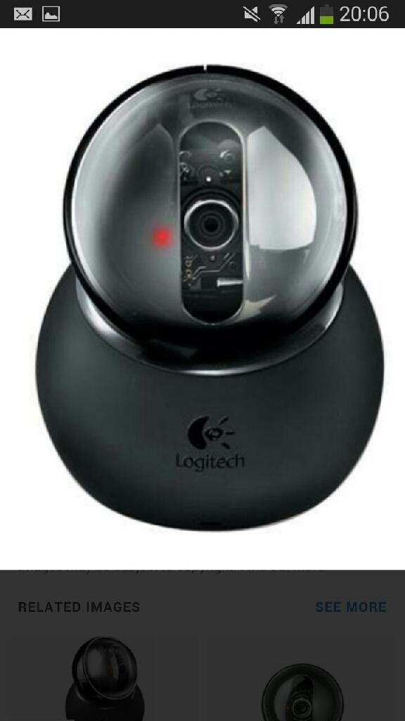 X3 logitech sphere camera