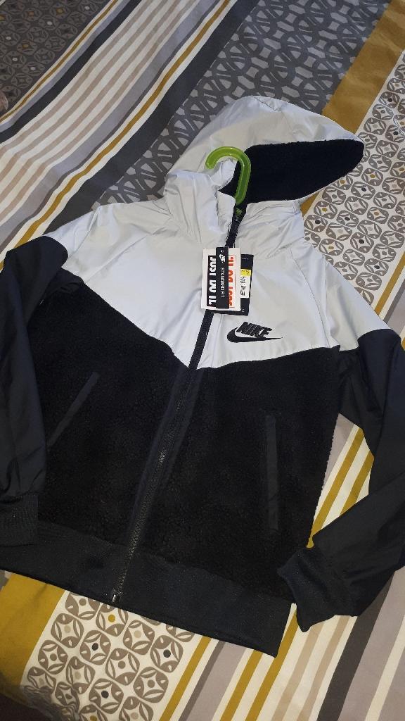 Nike boys casual jacket