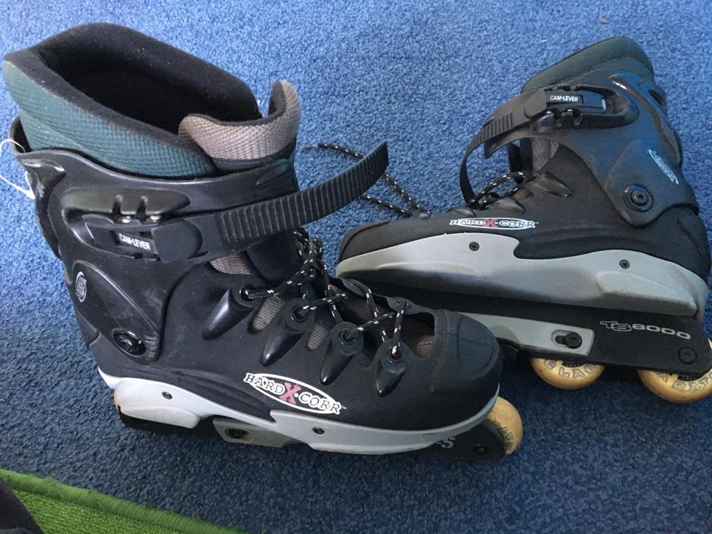 Roller skates HardXCorr Uk size 9/US size 10