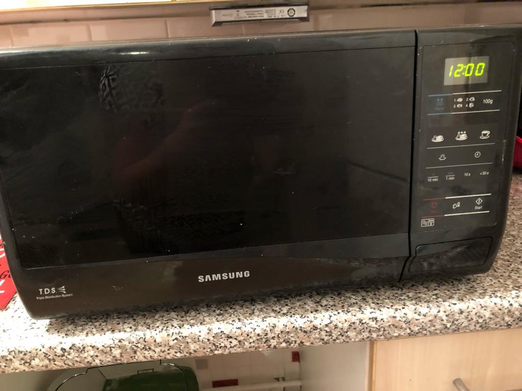 Samsung 20L microwave