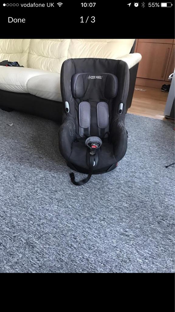 Maxi Cosi Axiss Child Car Seat