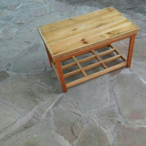 Handmade wood table 100.00 cash