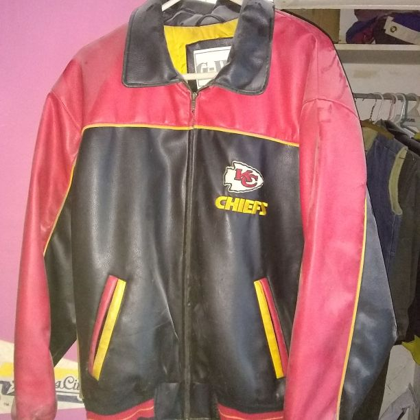 Kc chiefs jacket