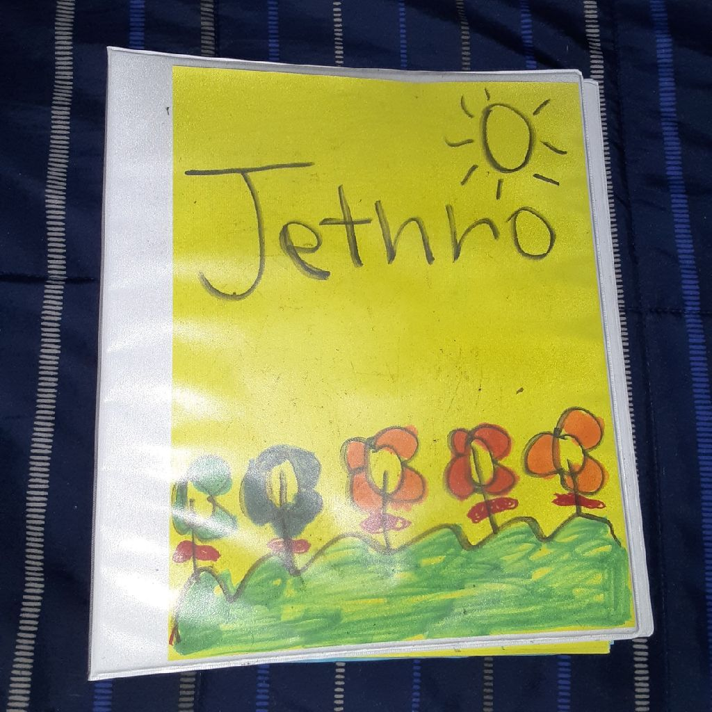 The Jethro binder too
