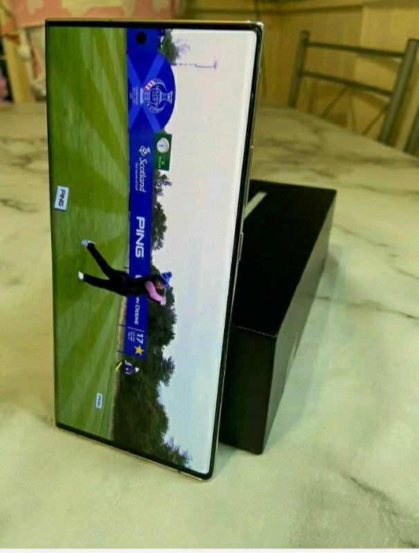 Samsung note 20 ultra 5g 256GB Like new