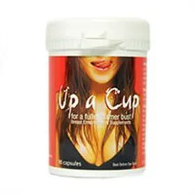 Up A Cup Breast Enlargement Pills 90 Capsules