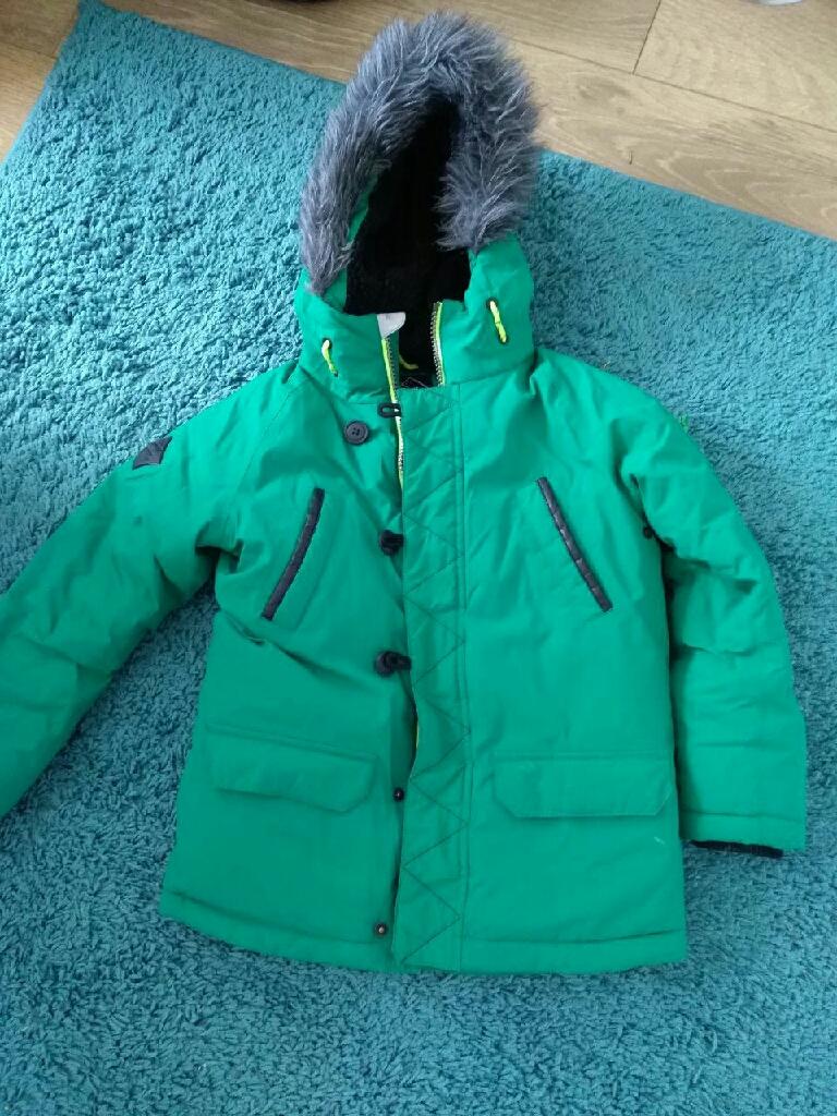 Next boy winter jacket 7 years