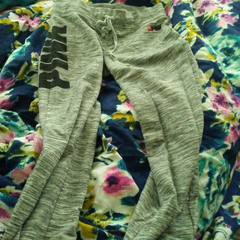 victoria secret sweat pants