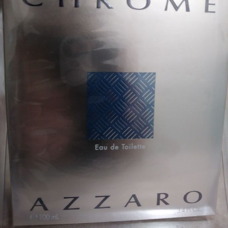 Chrome Azzaro 3.4th.oz