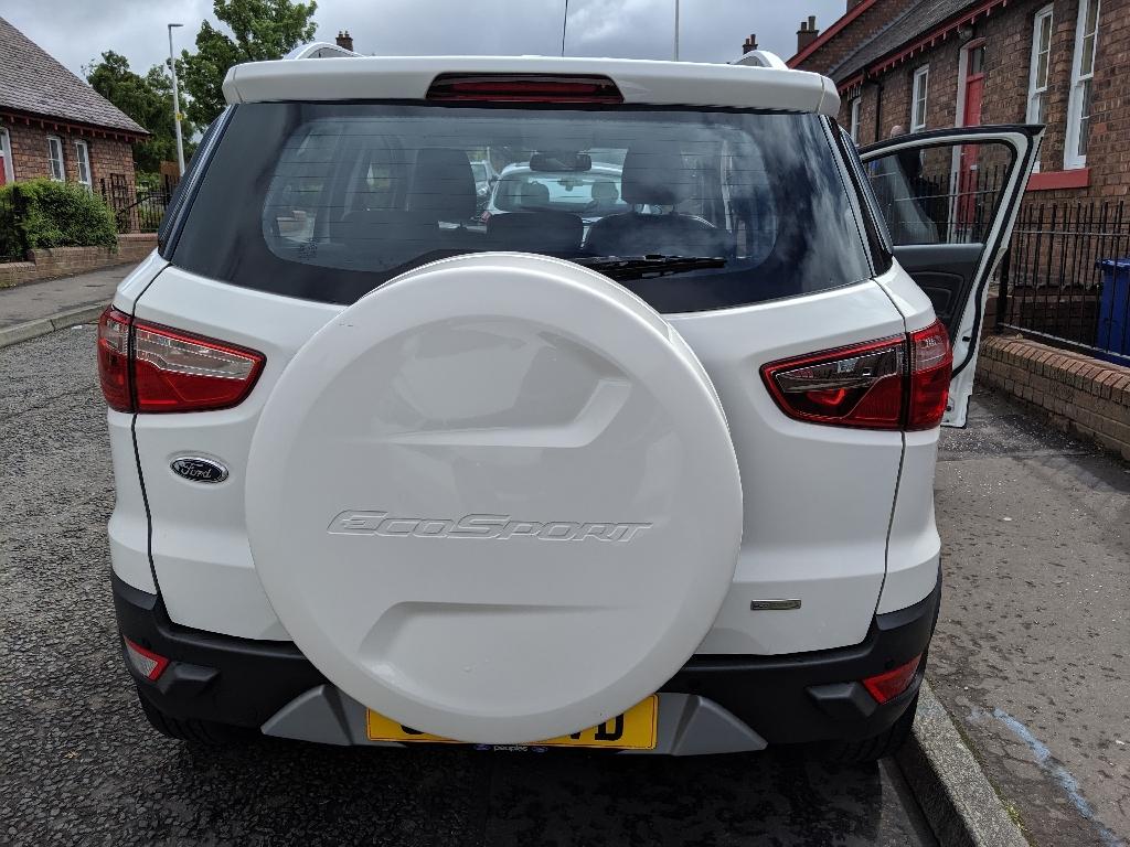 Ford EcoSport 1.0 T EcoBoost Titanium (X Pack) 5dr.