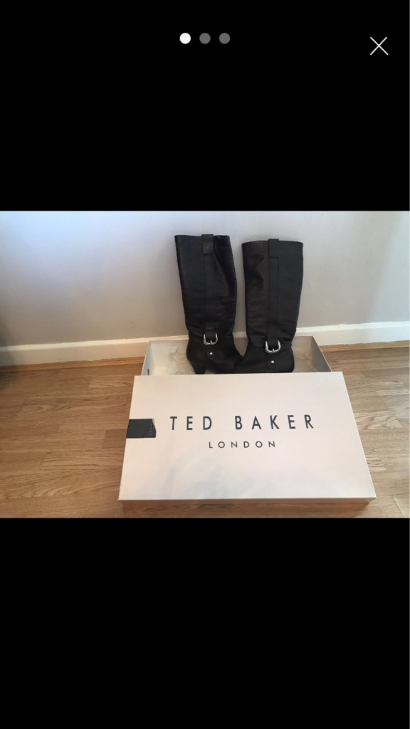 Ted Baker Ladies Boots