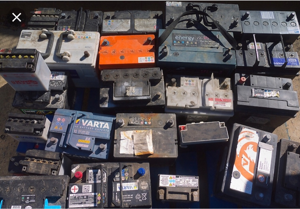 I'm looking for unwanted lead acid batteries