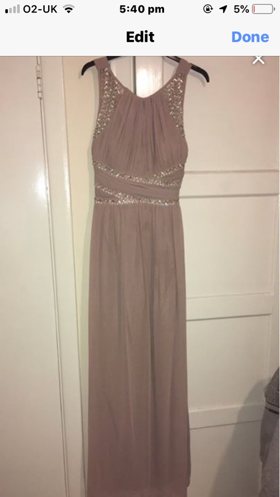 brand new quiz prom/occasion dress