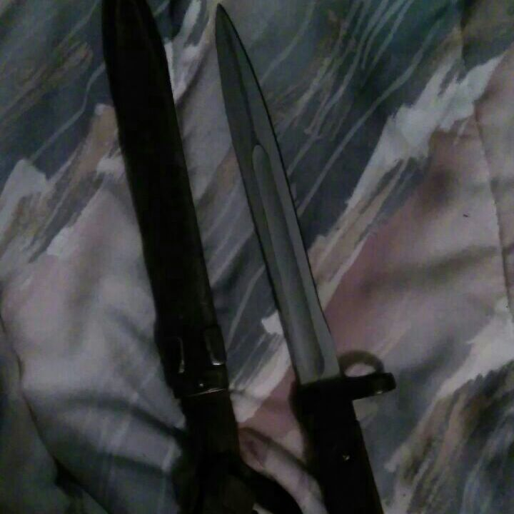 Authentic bayonet great condition