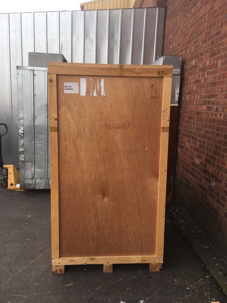 Plywood large crates