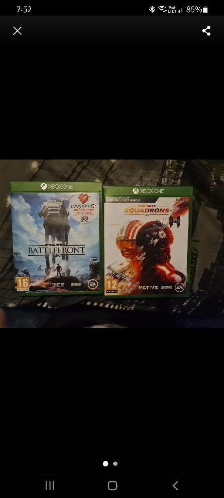 Swap xbox one game