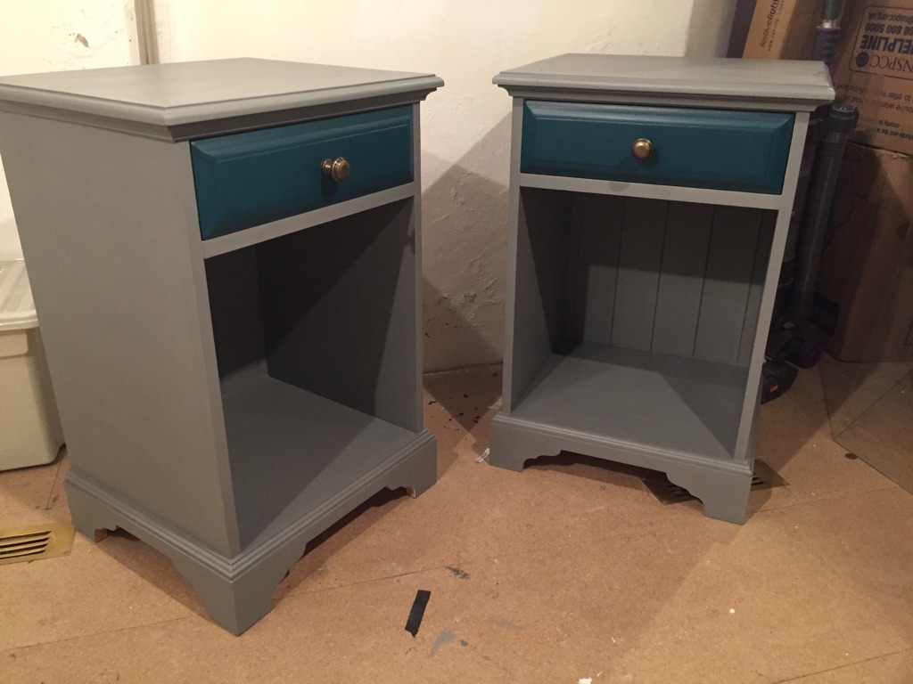 Bespoke bedside / side tables
