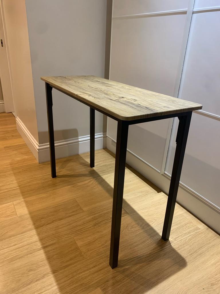 Argos Home Bolitzo Office Desk - Wood Effect.