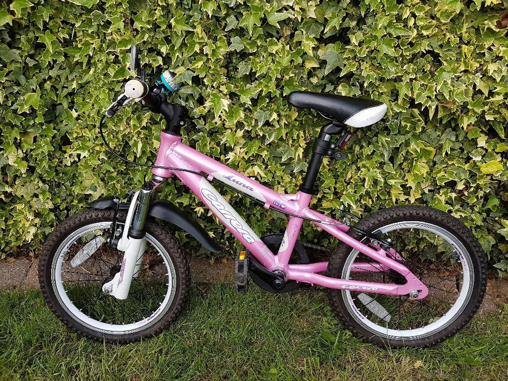 "Carrera Luna 16"" Junior Mountain Bike"