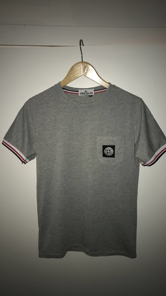 Boys Stone Island T-shirt